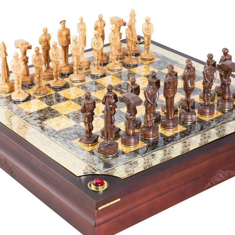"""Шахматы """"Армейские"""""""