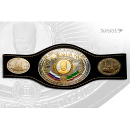 Боксерский пояс «АХМАТ»