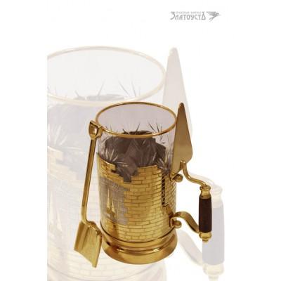 Чайный набор «Строитель»