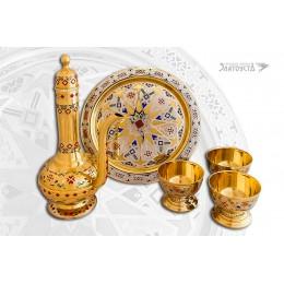 Чайный набор для питья «Джумана»