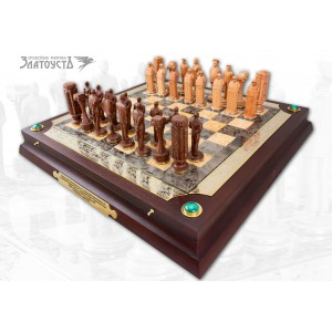 Шахматы «МВД»