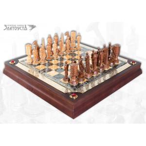 Шахматы «Нефть и  газ»