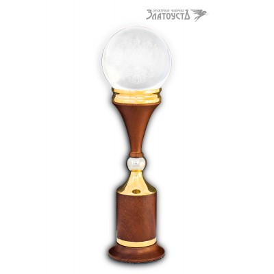 Стелла «Хрустальный шар - 3»