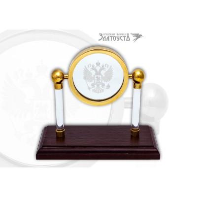 Сувенир «Хрустальный диск»