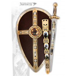 Меч и щит «Святогор»