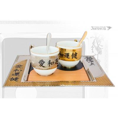 Чайный набор «Инь-Ян»