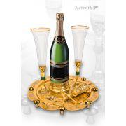 Под шампанское
