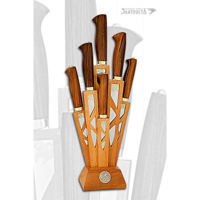 Набор кухонных ножей «Факел»
