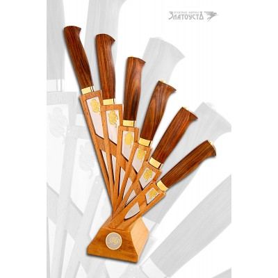 Набор кухонных ножей «Веер»