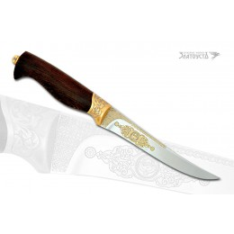 Нож азиатский-М