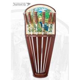 Набор шампуров «Таганай»