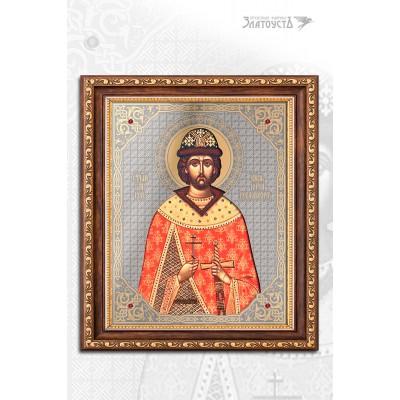 """Икона """"Юрий Долгорукий"""""""