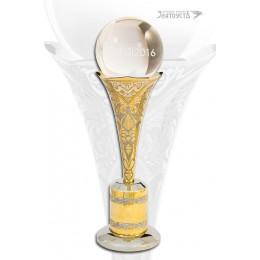 Стелла «Хрустальный шар-2»