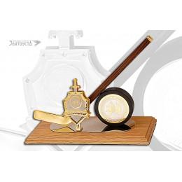 Сувенир «Клюшка и шайба»
